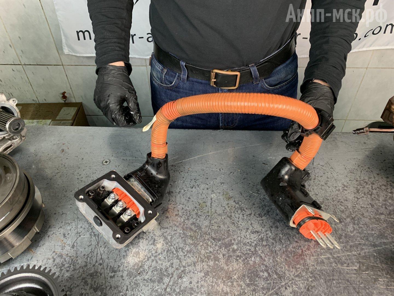 высоковольтный кабель вариатора JF018E