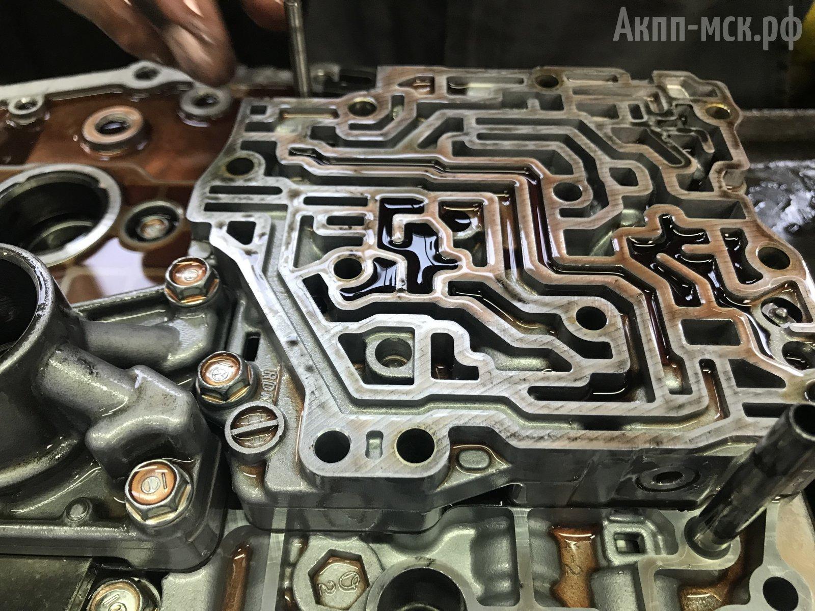 гидроплита АКПП BJFA Honda Ridgeline