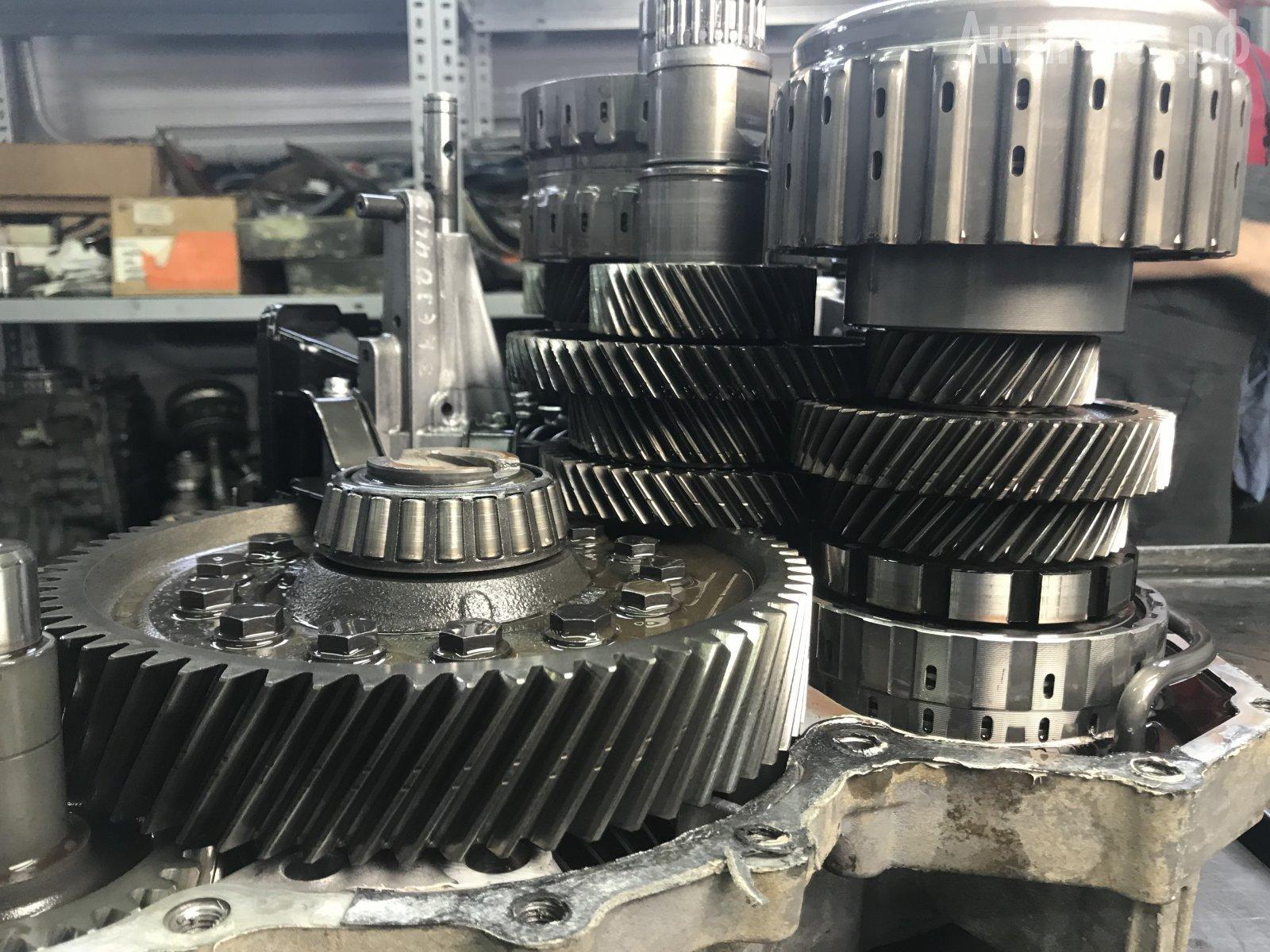 механическая часть АКПП BJFA Honda Ridgeline