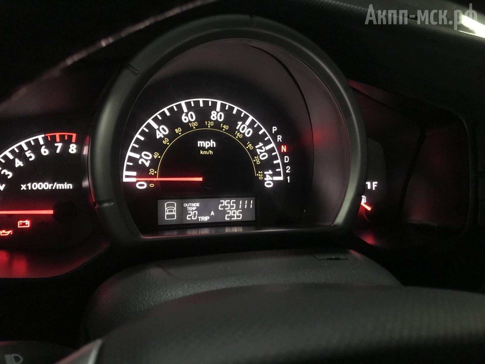 ремонт АКПП BJFA Honda Ridgeline