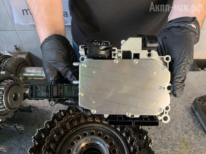 Блок управления Audi DSG7 0B5 DL501 S-Tronic