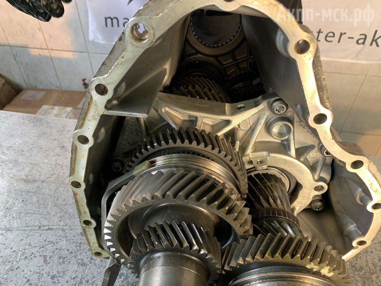 механическая часть DSG7 0B5 DL501 S-Tronic