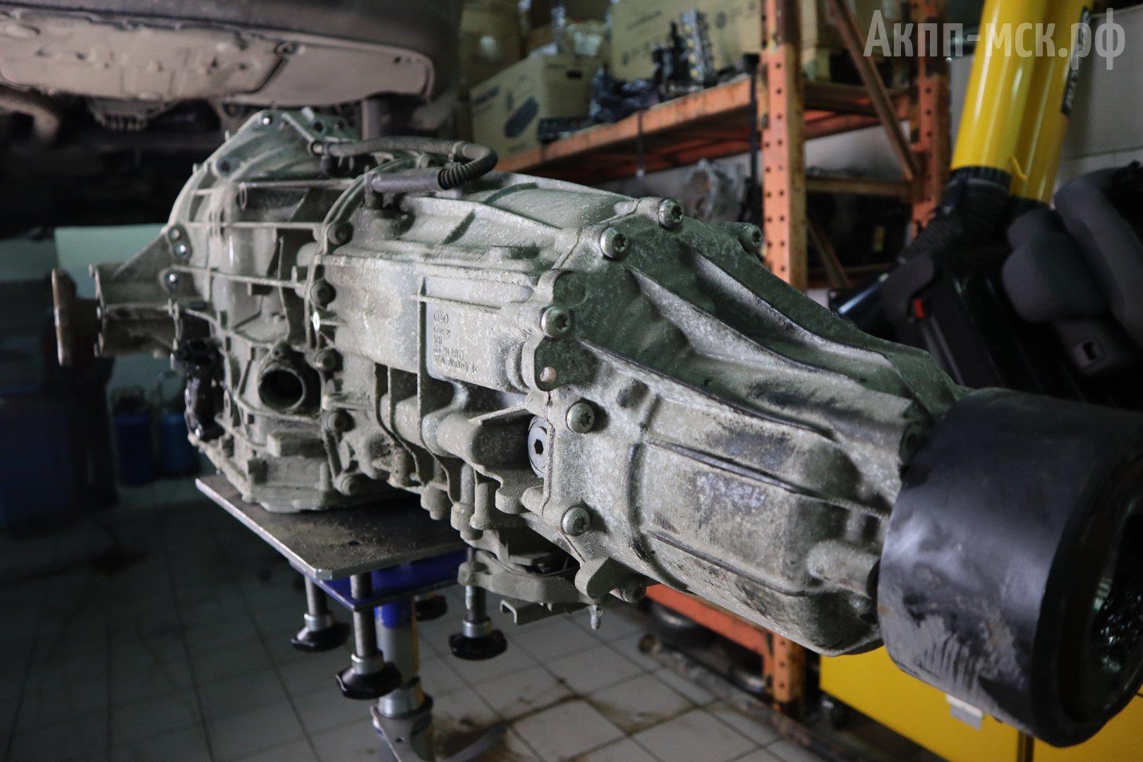 АКПП Audi A5 DSG7 0B5 DL501 S-Tronic