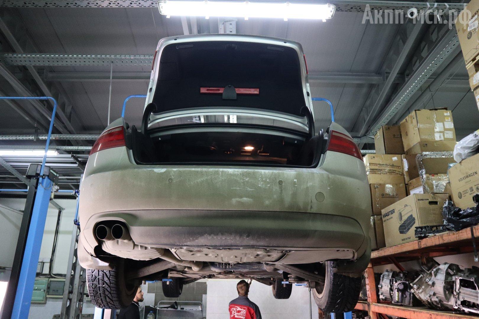 Audi А5 DSG7 0B5 DL501 S-Tronic