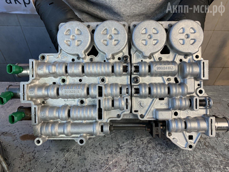 гидроблок АКПП 5L40E BMW X5 E53