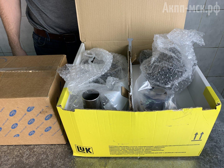 Комплект сцепления LUK Powershift 6DCT250 Ford Focus 3
