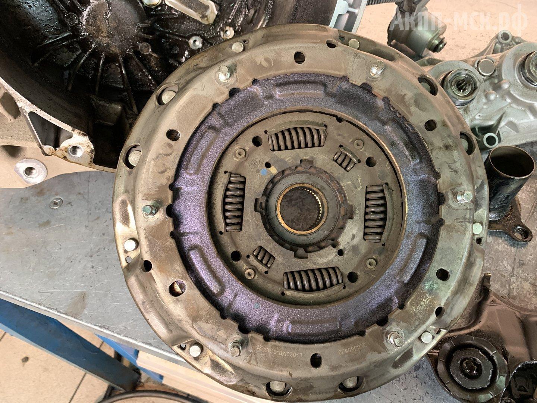 Сцепление б/у Powershift 6DCT250 Ford Focus 3