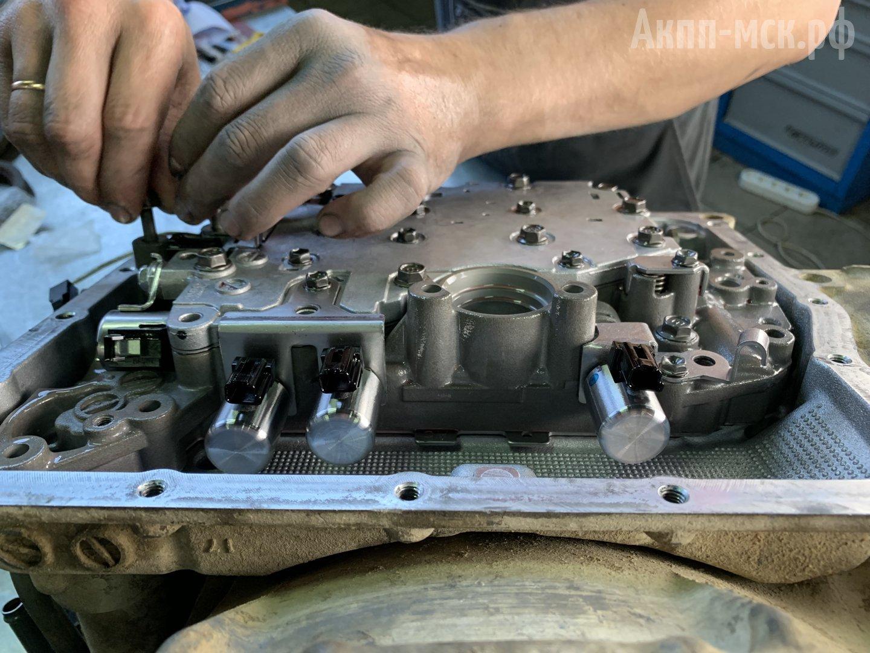 ремонт АКПП Toyota U150E U250E