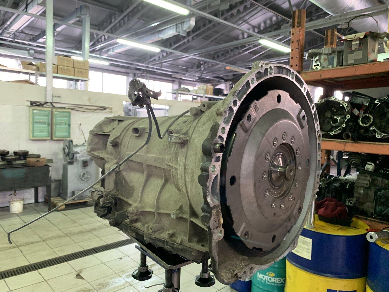 Контрактная АКПП ZF 6HP26, 6HP28 Land Rover Range Rover Sport