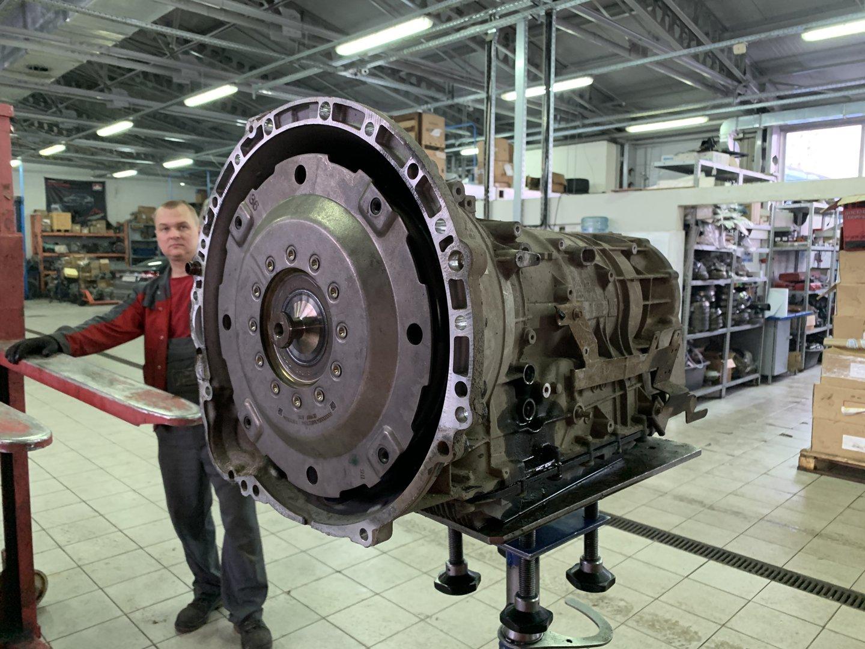 6-ступ. б/у АКПП ZF 6HP26, 6HP28 Land Rover Range Rover Sport