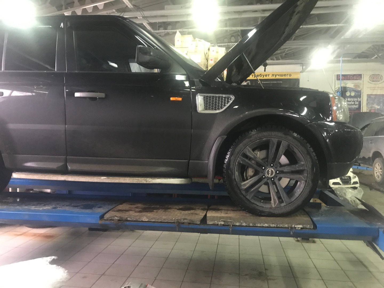 АКПП ZF 6HP26, 6HP28 Land Rover Range Rover Sport