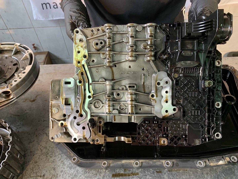 Мехатроник ZF 6HP26, 6HP28 Land Rover Range Rover Sport